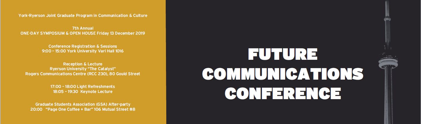 Future Communications Conference | Open House