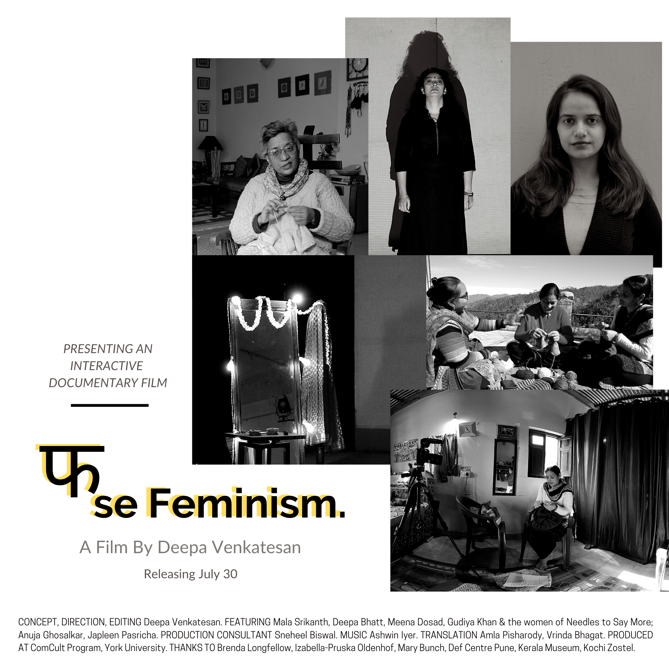 F is for Feminism